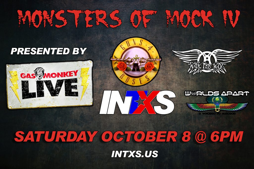 INTXS at Gas Monkey Live
